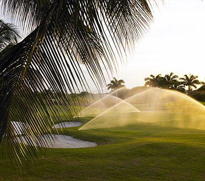 Golf Course Barbados